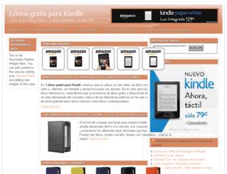 librosgratiskindle.es screenshot