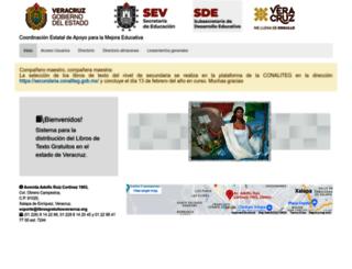 librosgratuitosveracruz.org screenshot