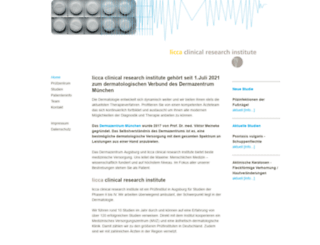 licca-research.de screenshot