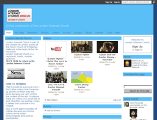 liccommunity.org.uk screenshot