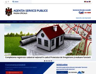 licentiere.gov.md screenshot