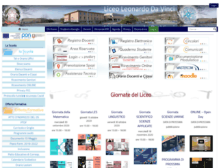 liceoarzignano.it screenshot