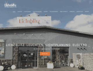 lichtblitz.com screenshot