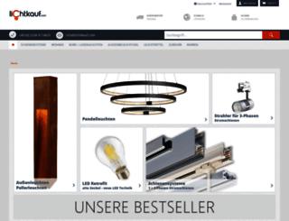 lichtkauf.com screenshot