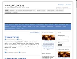 lichtwerker.instanthost.nl screenshot
