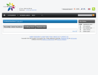 liciteaza.injoycluj.ro screenshot