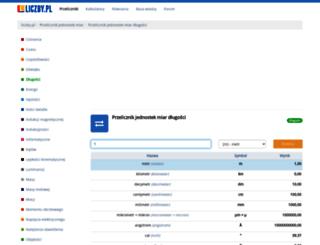 liczby.pl screenshot