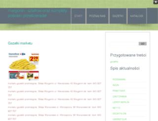 licznepromocje.aq.pl screenshot