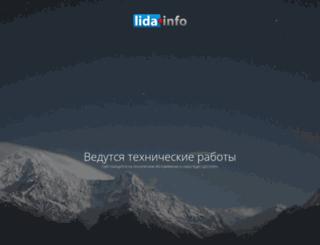 lida.info screenshot