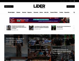 liderempresarial.com screenshot