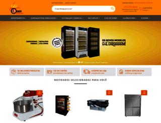 liderequipamento.com.br screenshot