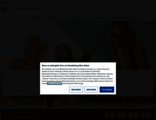 lidl-reisen.de screenshot