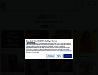 lidl.dk screenshot