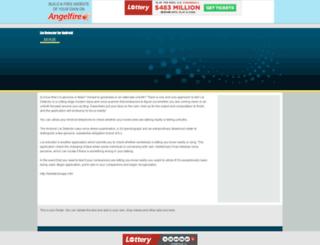 liedetectorapp.angelfire.com screenshot