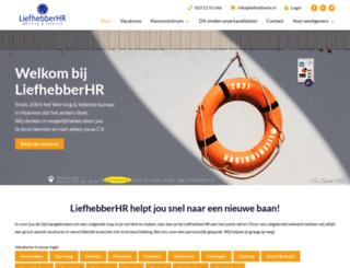 liefhebberhr.nl screenshot