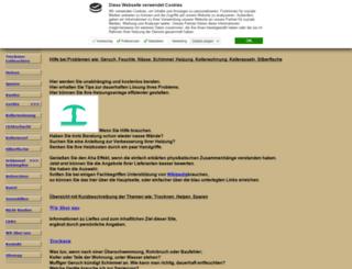 lieflex.de screenshot