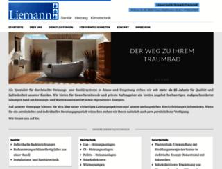 liemann-shk.de screenshot