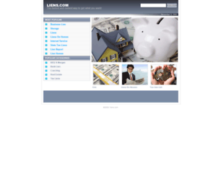liens.com screenshot