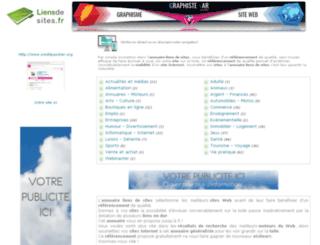 liensdesites.fr screenshot