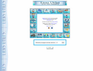 liensutiles.org screenshot