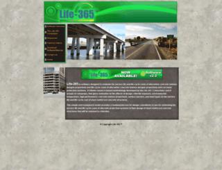 life-365.org screenshot