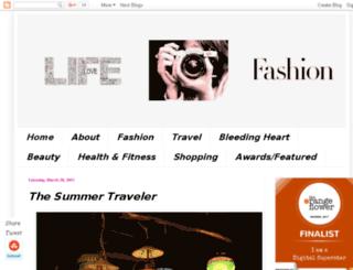 life-camera-fashion.blogspot.in screenshot