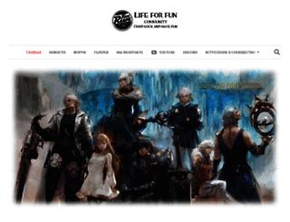 life-for-fun.com screenshot