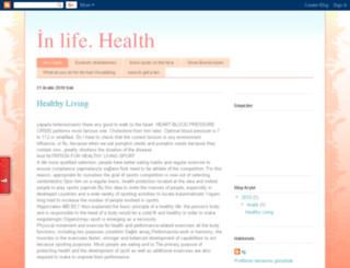 life-is--good.blogspot.com screenshot