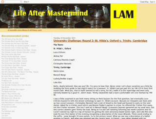 lifeaftermastermind.blogspot.com screenshot