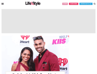 lifeandstylemag.com screenshot