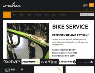 lifecycle.net.au screenshot