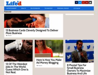 lifed.com screenshot