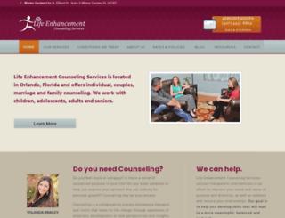lifeenhancementcs.com screenshot
