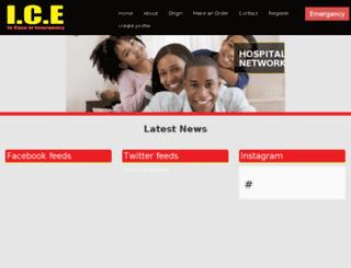 lifeiceglobal.com screenshot