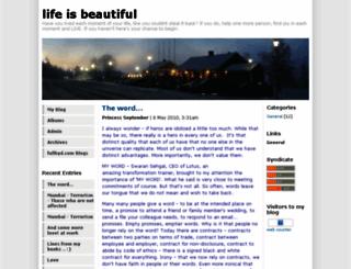 lifeinlife.fullhydblogs.com screenshot