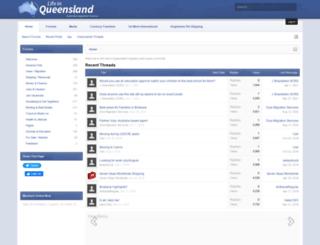 lifeinqueensland.com screenshot