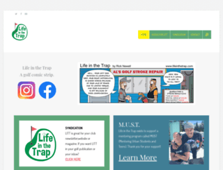 lifeinthetrap.com screenshot