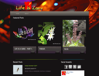 lifeiszany.com screenshot