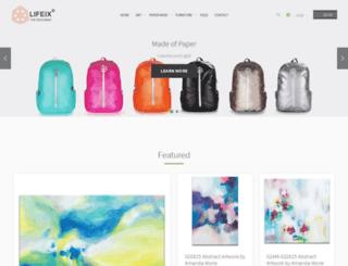 lifeixdesign.com screenshot
