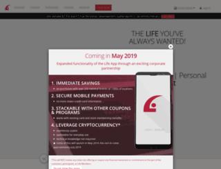lifeleadership.com.au screenshot