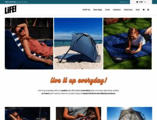 lifeliveitup.com.au screenshot