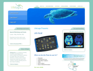 lifelogix.com screenshot