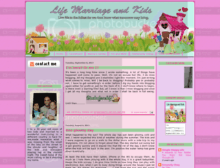 lifemarriageandkids.com screenshot