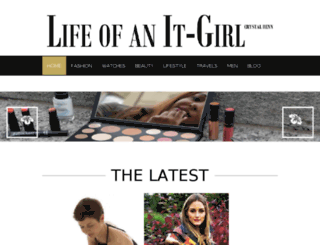 lifeofanit-girl.com screenshot