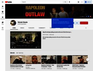 lifeofanoutlaw.com screenshot