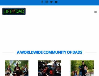 lifeofdad.com screenshot