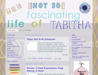 lifeoftab.blogspot.com screenshot