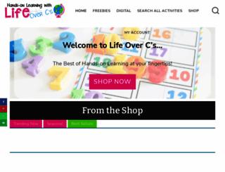 lifeovercs.com screenshot