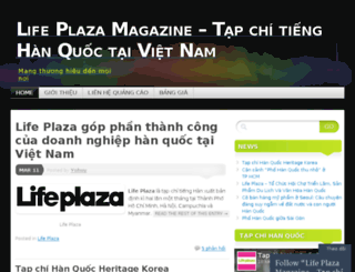 lifeplaza.wordpress.com screenshot