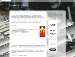 lifeplusfitness.blogspot.com screenshot